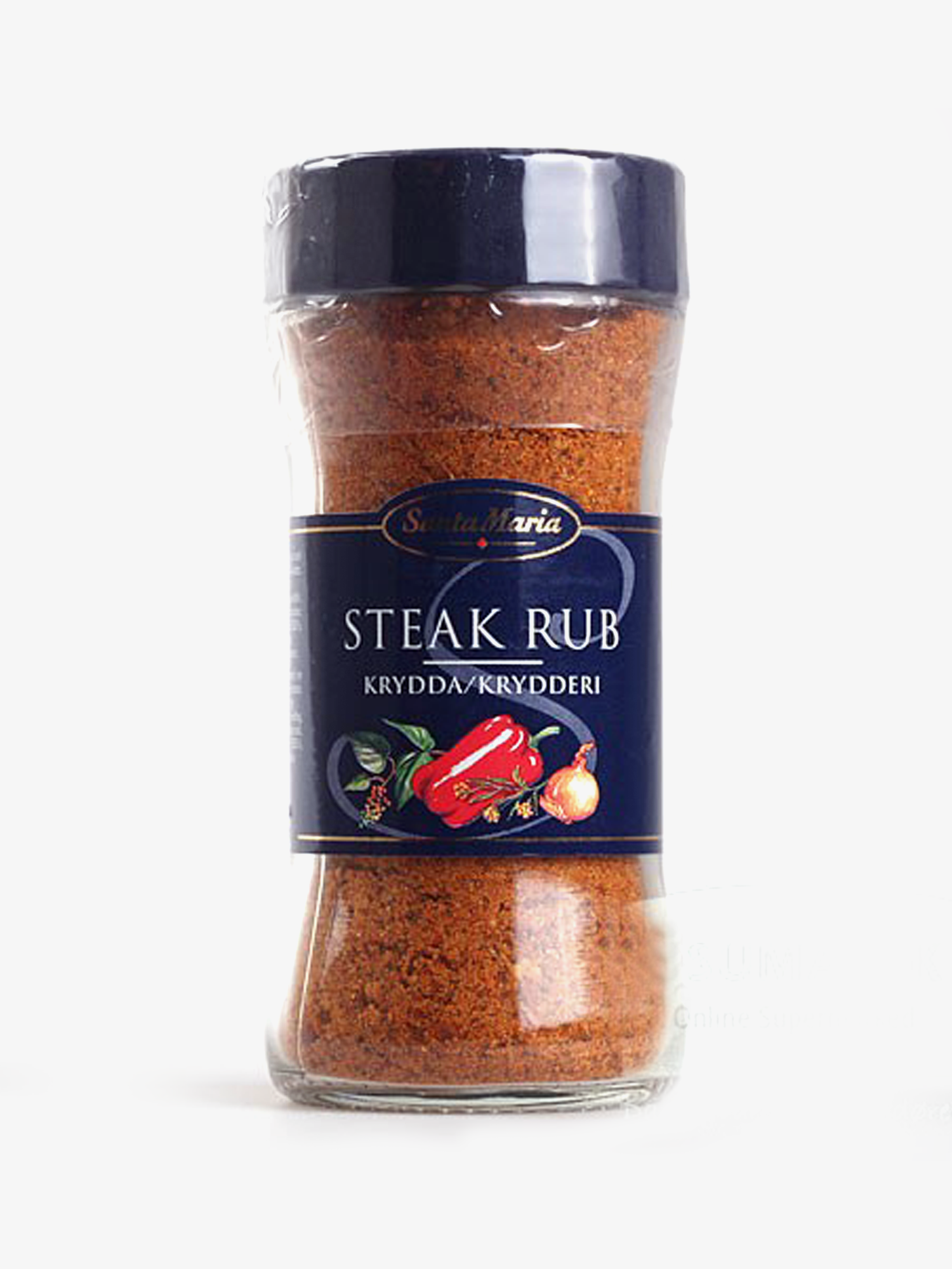 Santa Maria Steak Rub 125g
