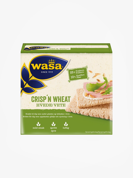 Wasa Crisp n Wheat