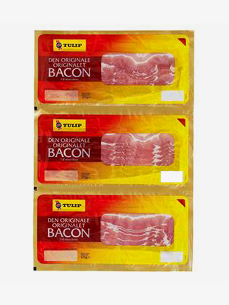 Tulip Bacon 3 x 125 g.