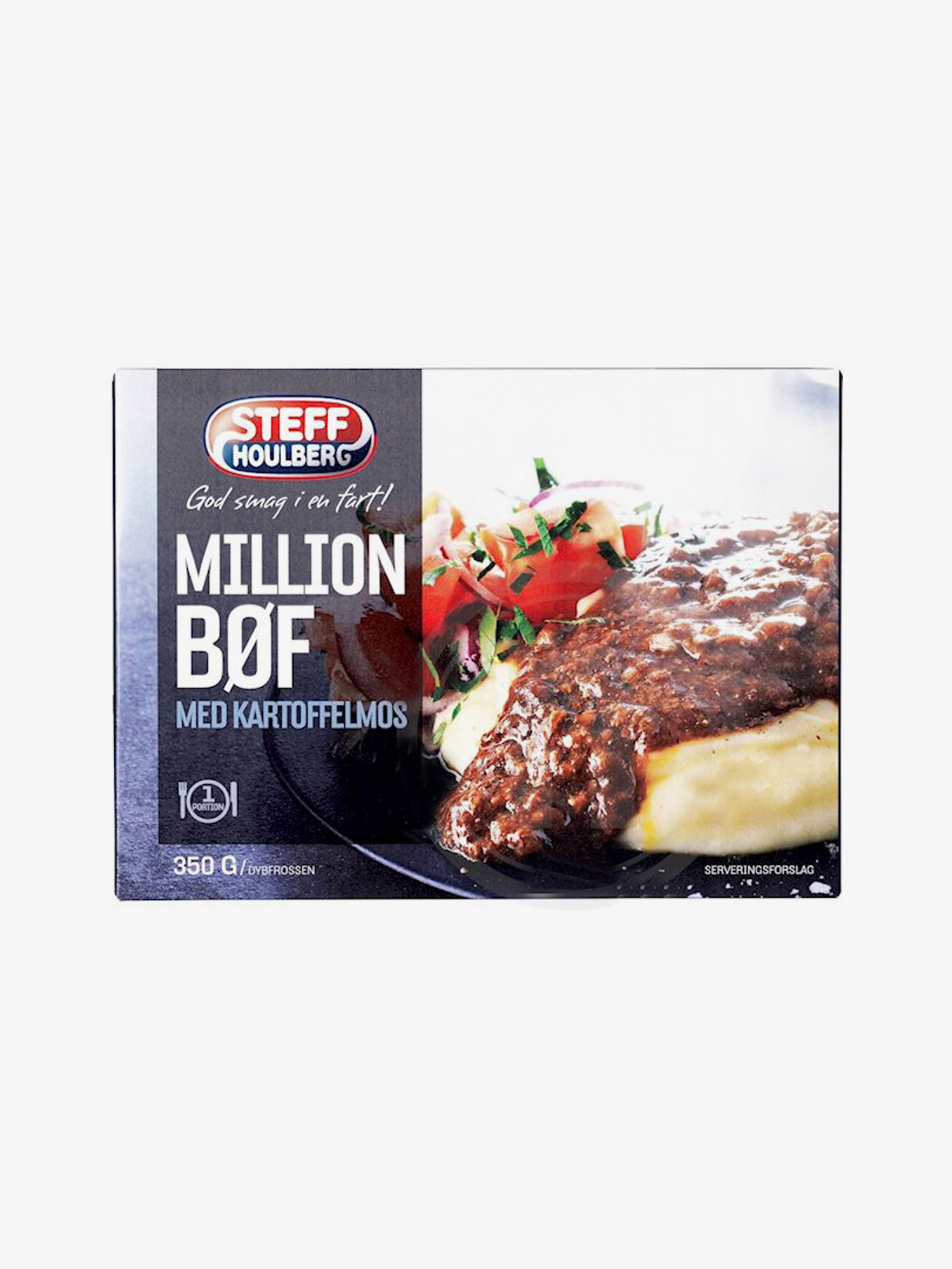 Steff Houlberg Million Bøf