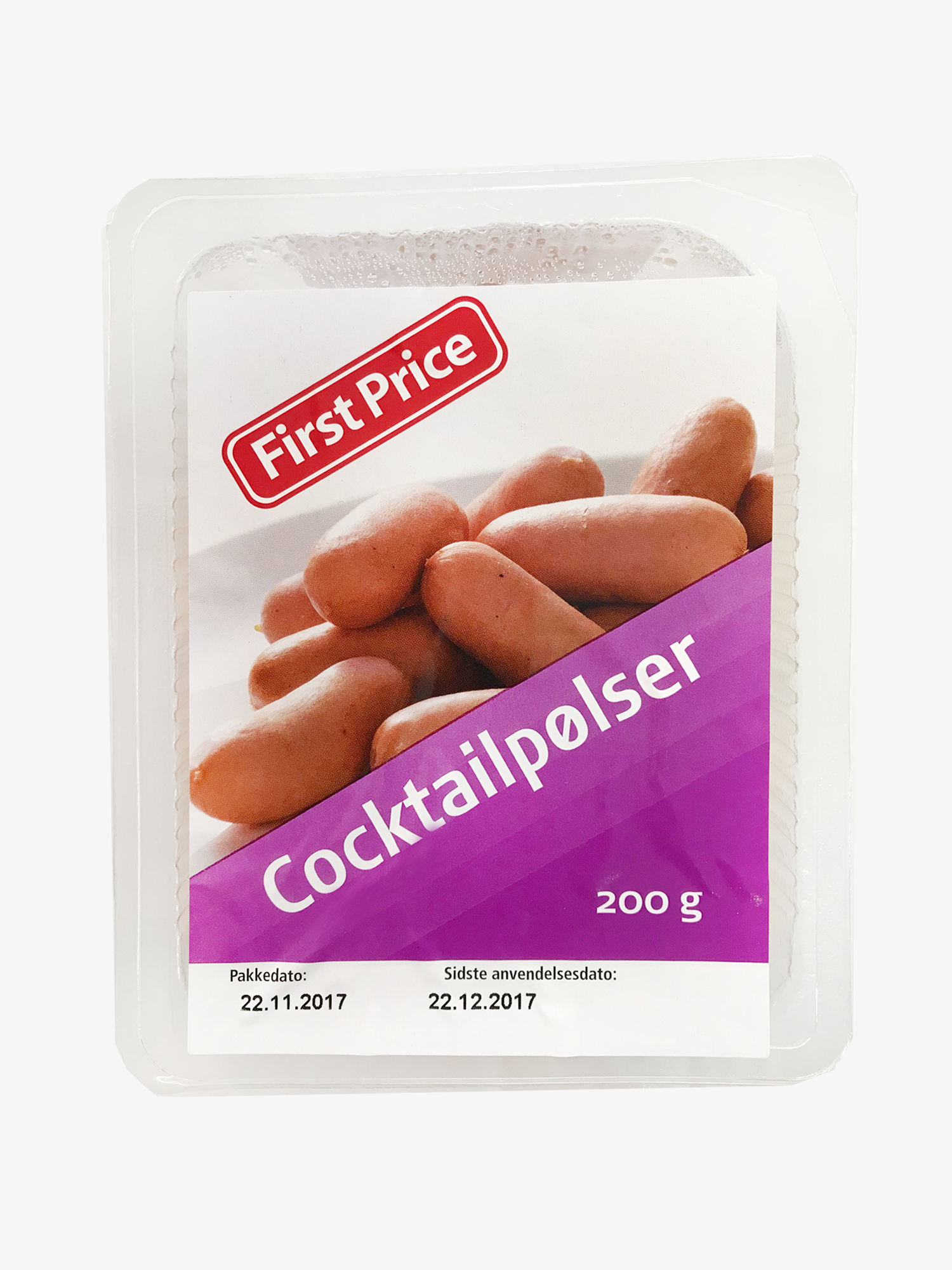 First Price Cocktailpølser