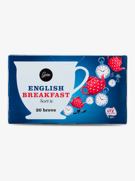 Gestus English Breakfast Te