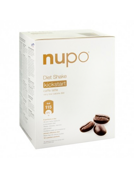 Nupo Diet Shake Cafe Latte