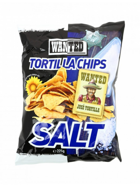 Wanted tortilla chips