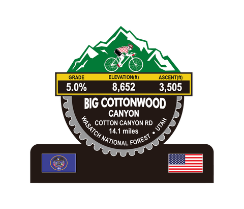 Big Cottonwood Canyon Trophy