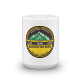 Beartooth Pass North - Red Lodge, MT Mug