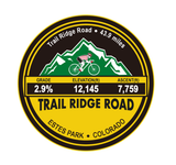 Trail Ridge Road - Estes Park, CO Trophy
