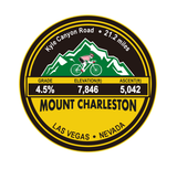 Mount Charleston - Las Vegas, NV Trophy