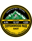 Cottonwood Pass East Trophy