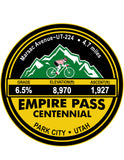 Empire Pass Centennial Trophy