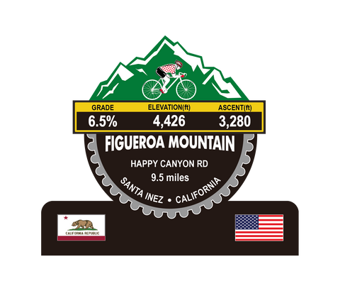 Figueroa Mountain Trophy
