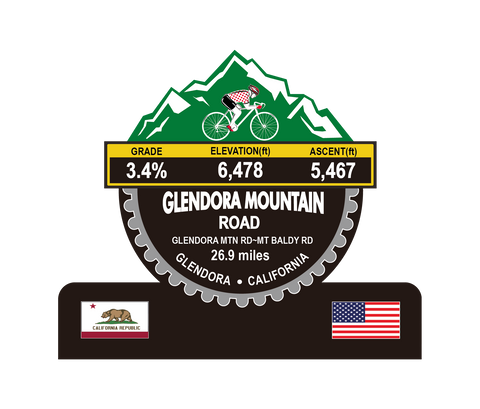 Glendora Mountain Road Trophy