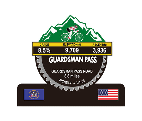 Guardsman Pass Trophy