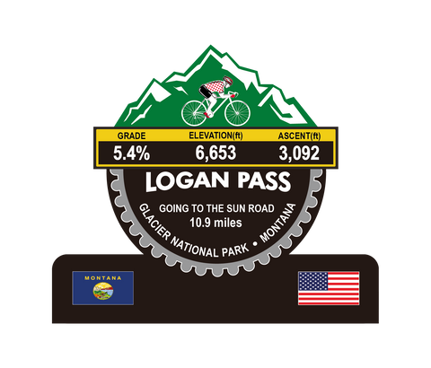 Logan Pass Trophy