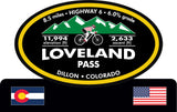 Loveland Pass (Dillon, CO) Trophy