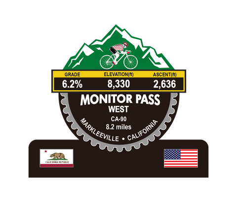 Monitor Pass West Trophy