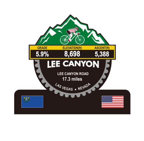 Lee Canyon - Las Vegas, NV Trophy