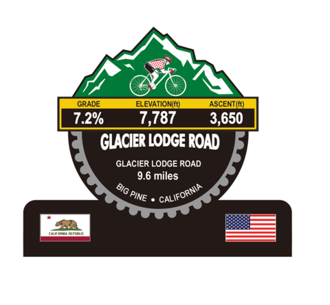 Glacier Lodge Road - Big Pine, CA Trophy