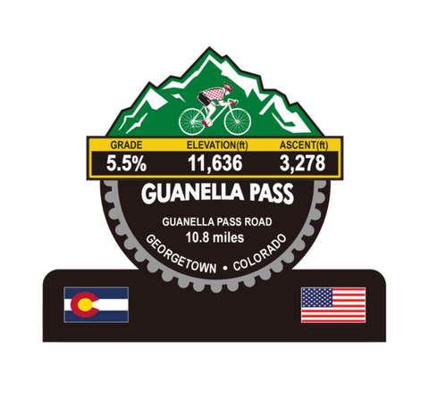 Guanella Pass - Georgetown, CO Trophy