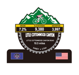 Little Cottonwood Canyon - Sandy, UT Trophy