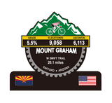 Mount Graham - Safford, AZ Trophy