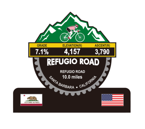 Refugio Road - Santa Barbara, CA Trophy