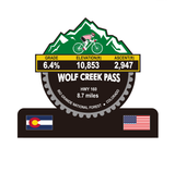 Wolf Creek Pass - Rio Grande National Forest, CO Trophy