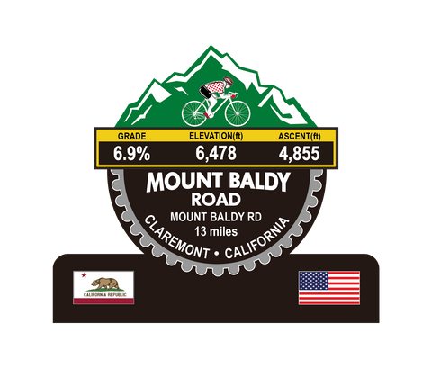 Mount Baldy Road Trophy
