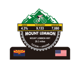 Mount Lemmon Trophy