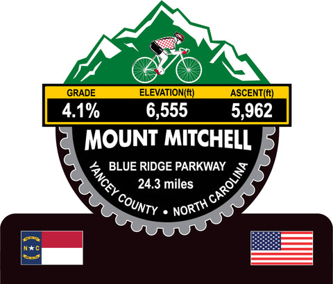 Mount Mitchell Trophy