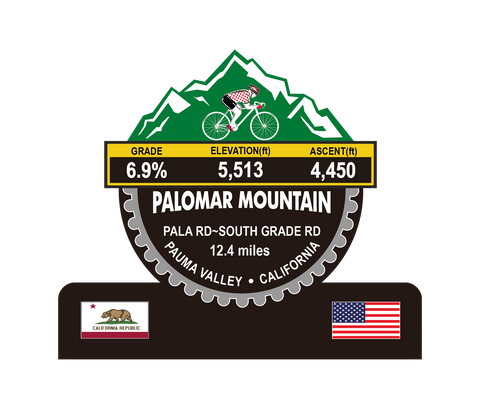 Palomar Mountain Trophy