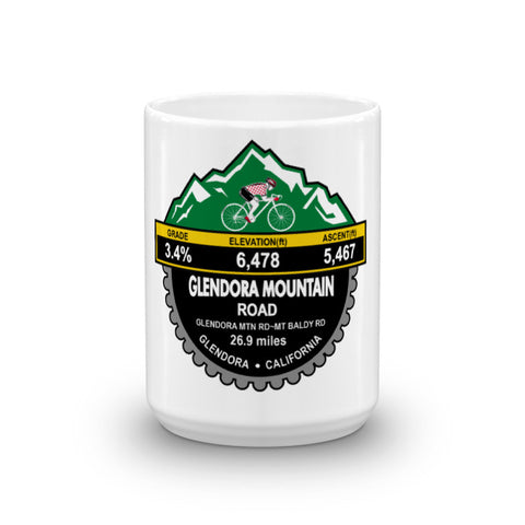 Glendora Mountain Road - Glendora, CA Mug