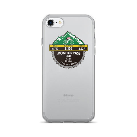 Monitor Pass East iPhone 7/7 Plus Case