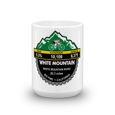 White Mountain - Big Pine, CA Mug