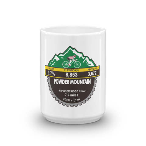 Powder Mountain - Eden, UT Mug