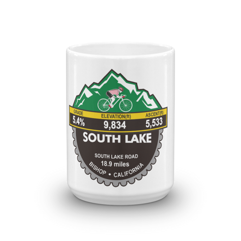 South Lake - Bishop, CA Mug