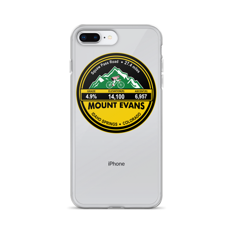Mount Evans Circle iPhone 7 Plus/8 Plus Case