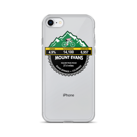 Mount Evans iPhone 7/7 Plus, 8/8 Plus Case