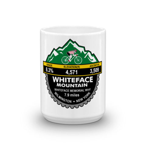 Whiteface Mountain Mug