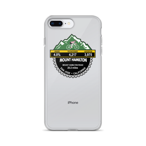 Mount Hamilton iPhone 7/7 Plus, 8/8 Plus Case
