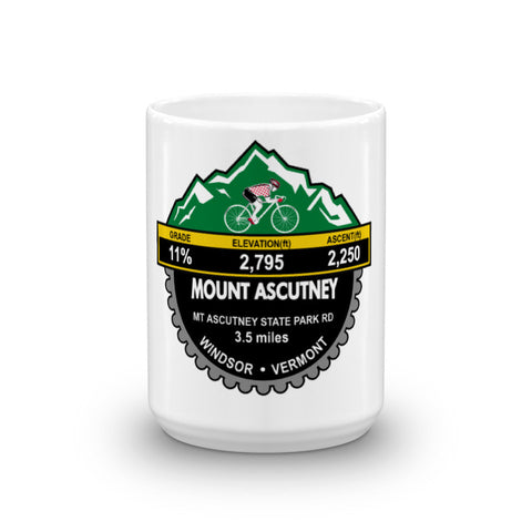 Mount Ascutney - Windsor, VT Mug