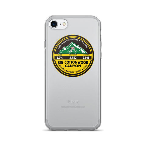 Big Cottonwood Canyon - Wasatch National Forest, UT Phone 7/8, 7 Plus/8 Plus Case