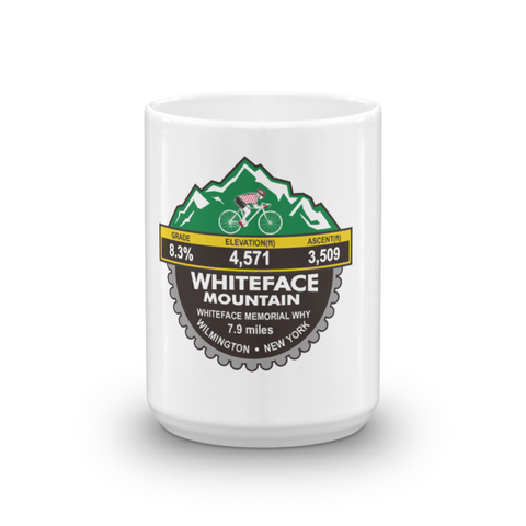 Whiteface Mountain - Wilmington, NY Mug