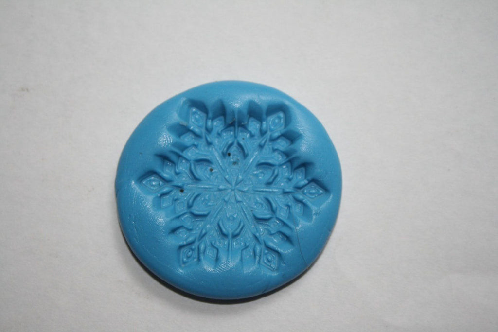 Snowflake Cupcake Topper mould - Kitchen and Baking