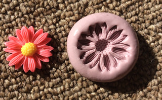 Daisy flower  Cupcake Topper mould - Kitchen and Baking