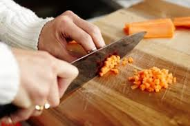 Knife Skills for ages 13-103 with Didi Emmons - April 24 6:30-8:30pm - MILTON - East Congregational Church