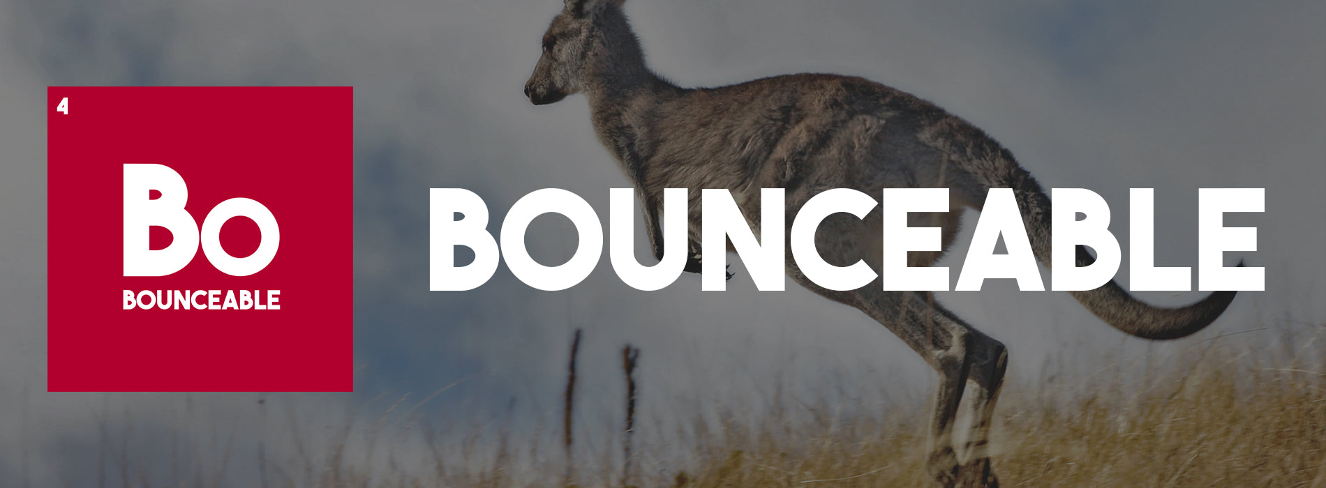 bounceable banner