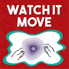 Watch it move