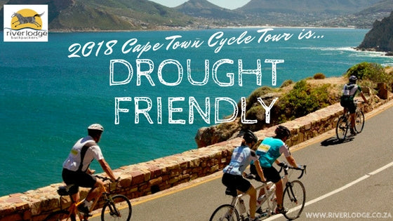 The Cape Town Cycle Tour 2018 Is Drought Friendly!