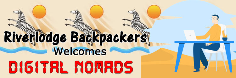 Riverlodge Backpackers in Cape Town Welcomes Digital Nomads